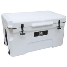 65 Quart Sportsman Cooler - Beige Bulldog Winch - 80060