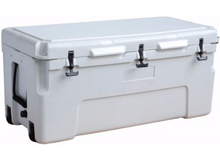 100L Sportsman Cooler - white Bulldog Winch - 80038