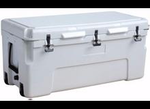 100L Sportsman Cooler - white Bulldog Winch - 80038