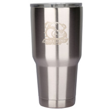 30oz 304 Stainless Tumbler- double wall with Tritan Lid Bulldog Winch - 80040