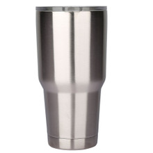 30oz 304 Stainless Tumbler- double wall with Tritan Lid Bulldog Winch - 80042
