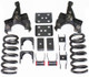 "1988-1998 Chevy & GMC 1500 2wd 3/5"" MaxTrac Drop Kit - KS330535-NS"