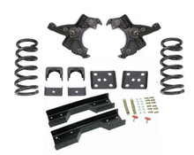 "1988-1998 Chevy & GMC 1500 2wd 4/6"" MaxTrac Drop Kit - K330546-NS"
