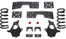 "1999-2006 Chevy & GMC 1500 2wd 3/5"" MaxTrac Drop Kit - KS330935-NS"