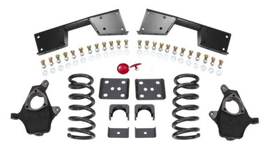 """1999-2006 Chevy & GMC 1500 All Cabs 2wd 4/6"""" MaxTrac Drop Kit - K330946-NS"""