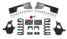 "1999-2006 Chevy & GMC 1500 2wd 4/6"" MaxTrac Drop Kit - K330946-NS"
