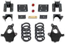 """2007-2013 Chevy & GMC 1500 2wd/4wd 3/5"""" MaxTrac Drop Kit - KS331335-NS"""