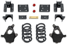 "2007-2013 Chevy & GMC 1500 2wd/4wd 3/5"" MaxTrac Drop Kit - KS331335-NS"
