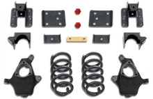 "2007-2013 Chevy & GMC 1500 2wd/4wd 4/6"" Or 4/7"" MaxTrac Drop Kit - K331346-NS"