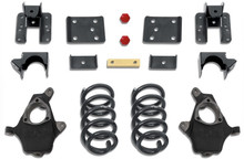 "2014-2016 Chevy & GMC 1500 2wd/4wd 4/6"" MaxTrac Drop Kit - KS331546-NS"