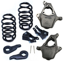 "2000-2006 GM SUV 2wd/4wd 3/4"" MaxTrac Drop Kit - KS331034"