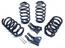 "2015-2020 GM SUV 2wd/4wd 2/3 & 2/4"" MaxTrac Coil Drop Kit - K331523"