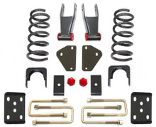 "2002-2008 Dodge RAM 1500 2wd 2/4"" Or 2/5"" MaxTrac Drop Kit - K332124-NS"