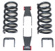 "1998-2010 Ford Ranger 2wd 2/3"" MaxTrac Drop Kit - K333023-NS"