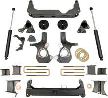 "2007-2013 Chevy & GMC 1500 4wd 7"" MaxTrac Lift Kit - K941370"