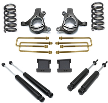 "1999-2006 Chevy & GMC 1500 2wd V8 5/3"" MaxTrac Lift Kit W/ Shocks - K880953-8"