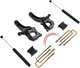 "2015-2020 Colorado & Canyon 2wd 4/2"" MaxTrac Lift Kit W/ Shocks - K880442"