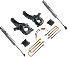 "2015-2020 Colorado & Canyon 2wd 4/2"" MaxTrac Lift Kit W/ FOX Shocks - K880442F"