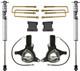 "2016-2018 Chevy & GMC 1500 2wd W/ AVV Stamped Steel Arms 5/3"" MaxTrac Lift Kit W/ FOX Shocks - K881543F"
