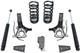 """2009-2018 Dodge RAM 1500 2wd 4.5/3"""" MaxTrac Lift Kit W/ Shocks - K882443"""