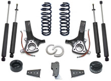 "2014-2016 Dodge RAM 1500 2wd V6 Gas 6.5/4.5"" MaxTrac Lift Kit W/ Shocks - K882465"