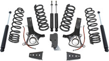 "2009-2018 Dodge RAM 1500 (4.7L V8) 2wd 7""/4.5"" MaxTrac Lift Kit W/ Shocks - K882470"