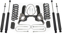 "2003-2008 Dodge RAM 2500/3500 2wd Diesel 6.5/2.5"" MaxTrac Lift Kit W/ Shocks - K882262DS"