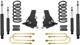 """1997-2003 Ford F-150 Heritage 2wd 5.5/3"""" MaxTrac Lift Kit W/ Shocks - K883553"""