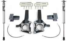 """2015-2018 Ford F-150 2wd 4.5/2"""" MaxTrac Lift Kit W/ FOX Shocks - K883242F"""
