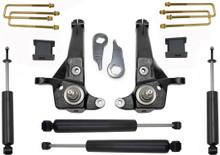 """2001-2009 Ford Ranger 2wd 5/3"""" MaxTrac Lift Kit W/ Shocks - KX883053"""