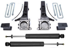 "2005-2020 Toyota Tacoma 2wd (6 Lug) 4/2"" MaxTrac Lift Kit W/ Shocks - K886842"