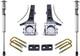 """2005-2022 Toyota Tacoma 2wd (6 Lug) 4/2"""" MaxTrac Lift Kit W/ FOX Shocks - K886842F"""