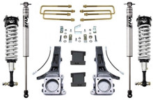 "2005-2020 Toyota Tacoma 2wd (6 Lug) 6.5/4"" MaxTrac Lift Kit W/ FOX Shocks - K886864F"