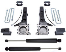 "2005-2019 Toyota Tacoma 2wd (6 Lug) 6.5/4"" MaxTrac Lift Kit W/ Shocks - K886864"