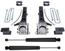 "2005-2022 Toyota Tacoma 2wd (6 Lug) 6.5/4"" MaxTrac Lift Kit W/ Shocks - K886864"