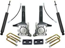 """2007-2021 Toyota Tundra 2wd 3.5/2"""" MaxTrac Lift Kit W/ Shocks - K886732"""