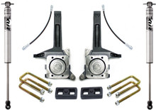 "2007-2020 Toyota Tundra 2wd 3.5/2"" MaxTrac Lift Kit W/ FOX Shocks - K886732F"