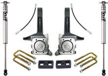 """2007-2021 Toyota Tundra 2wd 3.5/2"""" MaxTrac Lift Kit W/ FOX Shocks - K886732F"""