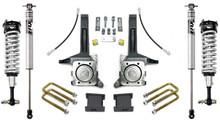 """2007-2021 Toyota Tundra 2wd 6/4"""" MaxTrac Lift Kit W/ FOX Shocks - K886764F"""