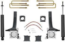 """2007-2022 Toyota Tundra 2wd 6/4"""" MaxTrac Lift Kit W/ Shocks - K886764"""
