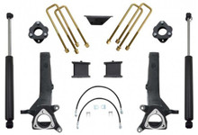 "2004-2019 Nissan Titan 2wd 6.5/4"" MaxTrac Lift Kit W/ Shocks - K885364"
