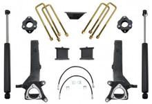 """2004-2022 Nissan Titan 2wd 6.5/4"""" MaxTrac Lift Kit W/ Shocks - K885364"""