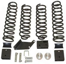 """2007-2016 Jeep Wrangler JK 2wd/4wd 3"""" MaxTrac Lift Kit - 889730"""
