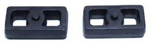 "2004-2015 Nissan Titan 2wd/4wd 1"" MaxTrac Cast Lift Blocks - 810010"