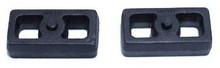 """2004-2018 Nissan Titan 2wd/4wd 1"""" MaxTrac Cast Lift Blocks - 810010"""