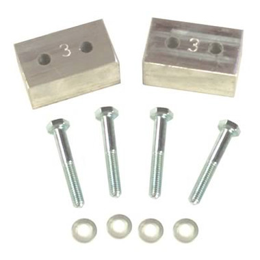 2/3 Hummer H2 w/ For Air Deluxe Lowering Kit 03-06