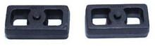 """2004-2020 Nissan Titan 2wd 2"""" MaxTrac Cast Lift Blocks - 810020"""