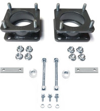 """2007-2022 Toyota Tundra 4wd 2.5"""" Pro Suspension Lift Strut Spacers W/ Diff. Drop Spacers - 836725-4"""