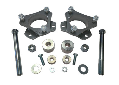 """2006-2014 Toyota FJ Cruiser 4wd 2.5"""" Pro Suspension Lift Strut Spacers W/ Diff. Drop Spacers - 836825-4"""