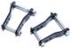 "1995-2004 Toyota Tacoma 2wd/4wd (6 Lug) 2"" MaxTrac Rear Lift Shackles - 716920"